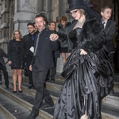 mariage gothique